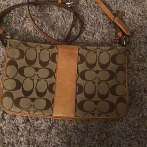 Coach original crossbody handbag